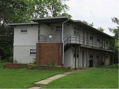 Columbus Multi Family Home For Sale: 1475 E Mound Street