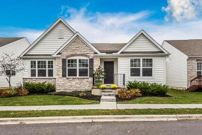 Reynoldsburg Condo Contingent Finance And Inspect: 220 Sandrala Drive