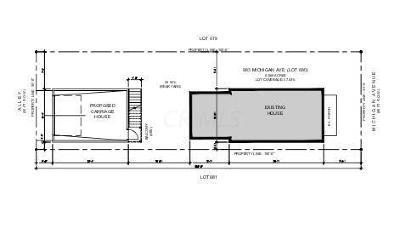 Columbus Multi Family Home For Sale: 983-985 Michigan Avenue