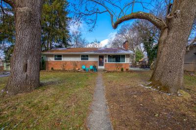 Single Family Home For Sale: 430 W Kanawha Avenue
