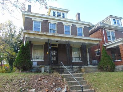 Columbus Single Family Home For Sale: 781 Kimball Place