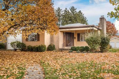 Columbus Single Family Home For Sale: 976 Westphal Avenue