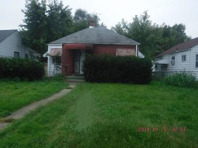 Columbus Single Family Home For Sale: 1193 Geers Avenue