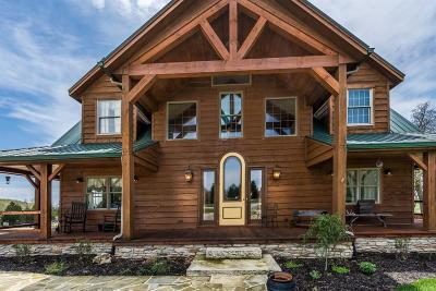 Highland County Single Family Home For Sale: 8200 Buckley Road