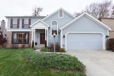 Gahanna Single Family Home For Sale: 158 Highmeadow Drive