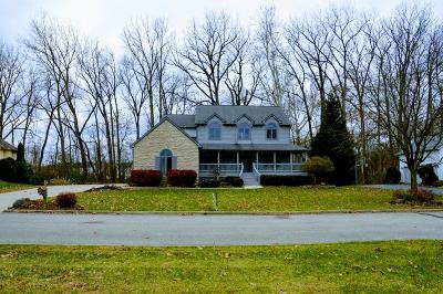 Franklin County, Delaware County, Fairfield County, Hocking County, Licking County, Madison County, Morrow County, Perry County, Pickaway County, Union County Single Family Home For Sale: 6450 Valley Chase Court