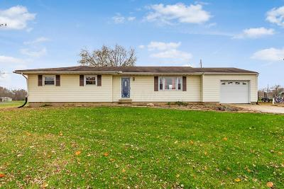 Grove City Single Family Home For Sale: 2081 London Groveport Road
