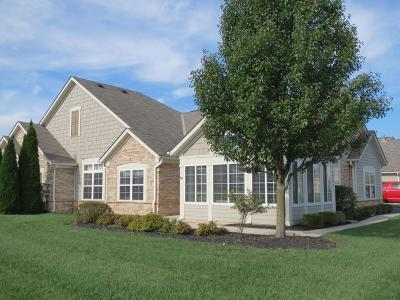 Hilliard Condo Contingent Finance And Inspect: 5793 Timber Top Drive