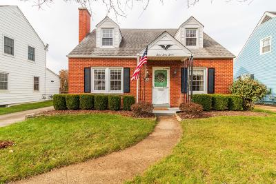Single Family Home For Sale: 867 S Broadleigh Road