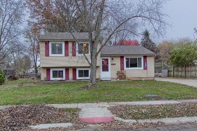 Groveport OH Single Family Home Contingent Finance And Inspect: $139,900