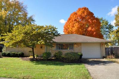 Reynoldsburg Single Family Home For Sale: 1711 Stouder Drive