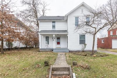 Newark OH Single Family Home For Sale: $119,900