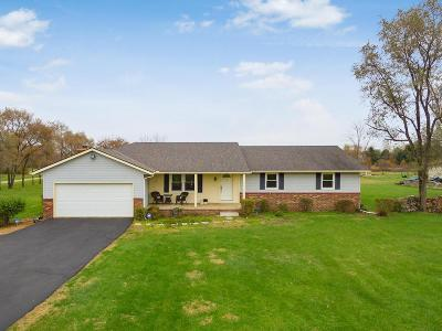 Grove City Single Family Home For Sale: 5372 Haughn Road