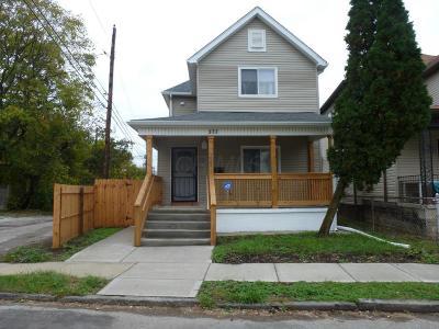Columbus Single Family Home For Sale: 322 Burt Street