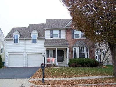 Blacklick Single Family Home Contingent Finance And Inspect: 2873 Deverell Drive