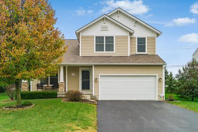 Grove City Single Family Home Contingent Finance And Inspect: 3199 Sitka Spruce Drive