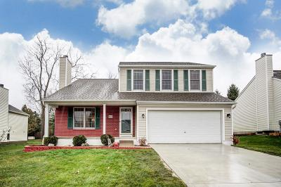 Reynoldsburg Single Family Home For Sale: 8352 Glencrest Drive