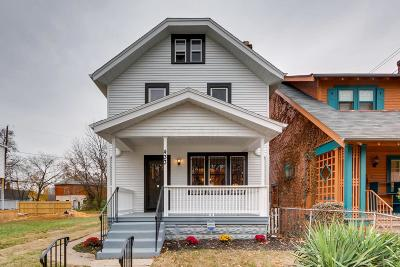 Columbus Single Family Home For Sale: 433 S 22nd Street