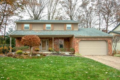 Westerville Single Family Home For Sale: 135 Marlene Drive