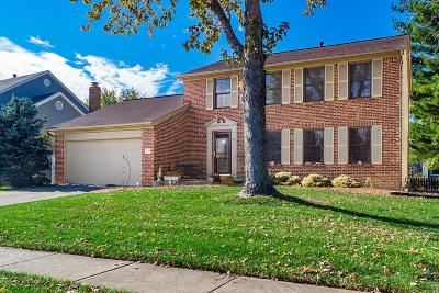 Reynoldsburg Single Family Home Contingent Finance And Inspect: 2129 Acadia Place