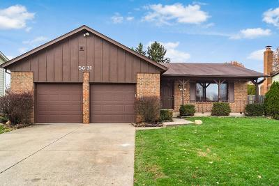 Columbus Single Family Home Contingent Finance And Inspect: 5631 Balkan Place