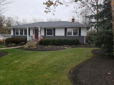 Grove City Single Family Home For Sale: 2431 White Road