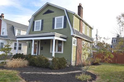 Columbus Single Family Home Contingent Finance And Inspect: 1178 Oakland Avenue