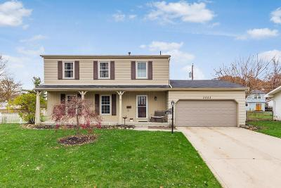 Grove City Single Family Home Contingent Finance And Inspect: 3503 Castleton Street