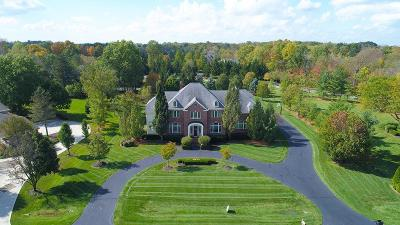Delaware Single Family Home For Sale: 8008 Wingate Place