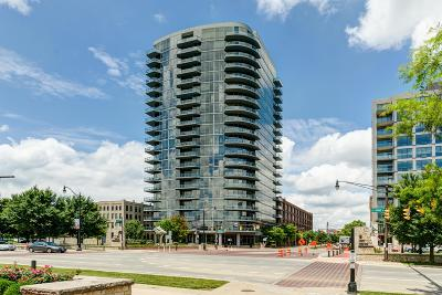 Columbus Condo For Sale: 300 W Spring Street #703