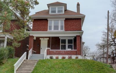 Columbus Single Family Home For Sale: 906 S 22nd Street