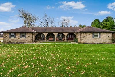 Grove City Single Family Home For Sale: 4705 Rensch Road