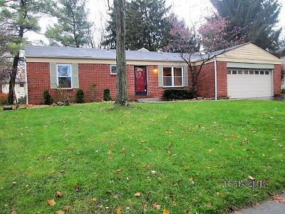 Worthington Single Family Home Contingent Finance And Inspect: 891 Middlebury Drive N