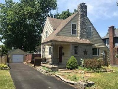 Columbus Single Family Home For Sale: 307 Demorest Road