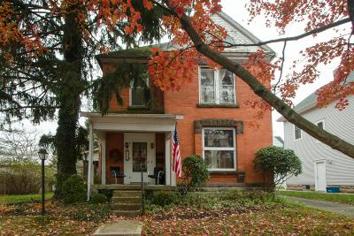 Delaware Single Family Home Contingent Finance And Inspect: 109 N Liberty Street