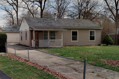 Columbus Single Family Home For Sale: 1820 N Eastfield Drive