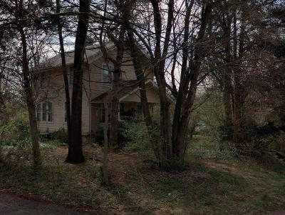 Columbus Single Family Home For Sale: 867 Hart Road