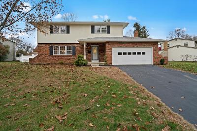 Upper Arlington Single Family Home For Sale: 4410 Norwell Drive