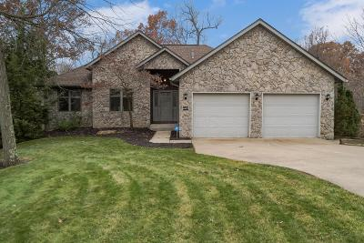 Licking County Single Family Home For Sale: 640 Kimberly Court