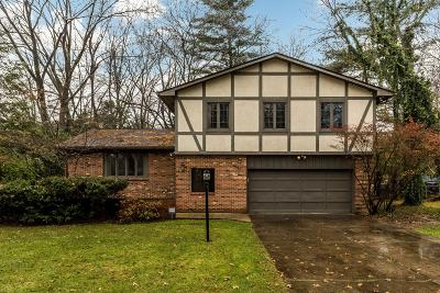 Columbus Single Family Home For Sale: 625 Indian Mound Road