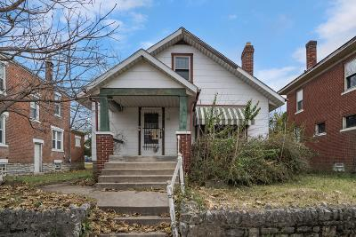Columbus Single Family Home For Sale: 772 S 17th Street