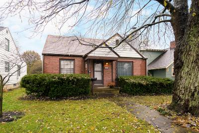 Columbus Single Family Home For Sale: 251 Morse Road