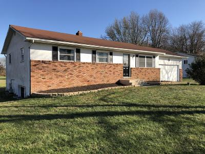Licking County Single Family Home Contingent Finance And Inspect: 4067 Mink Street SW