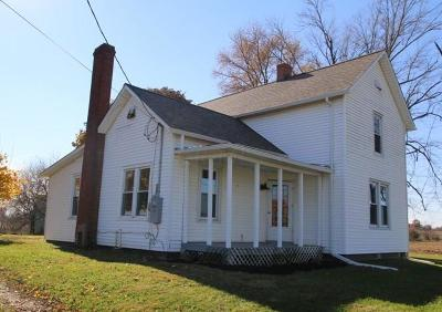 Croton Single Family Home Contingent Finance And Inspect: 13019 Foundation Road
