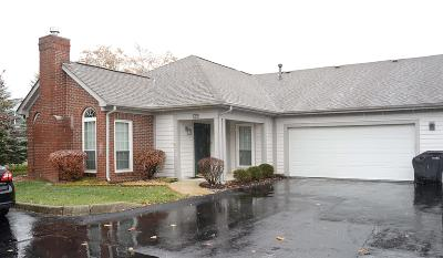 Hilliard Condo Contingent Finance And Inspect: 3656 Colonial Drive