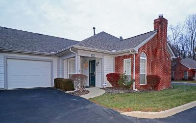 Hilliard Condo Contingent Finance And Inspect: 3685 Colonial Drive