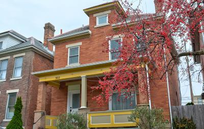 Columbus Single Family Home Contingent Finance And Inspect: 950 Mount Pleasant Avenue
