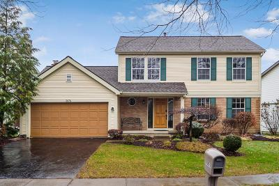 Columbus Single Family Home Contingent Finance And Inspect: 3876 Tweedsmuir Drive