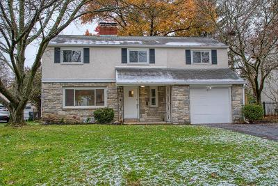 Upper Arlington Single Family Home For Sale: 2651 Brandon Road
