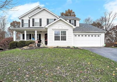 Licking County Single Family Home For Sale: 2316 Vista Court
